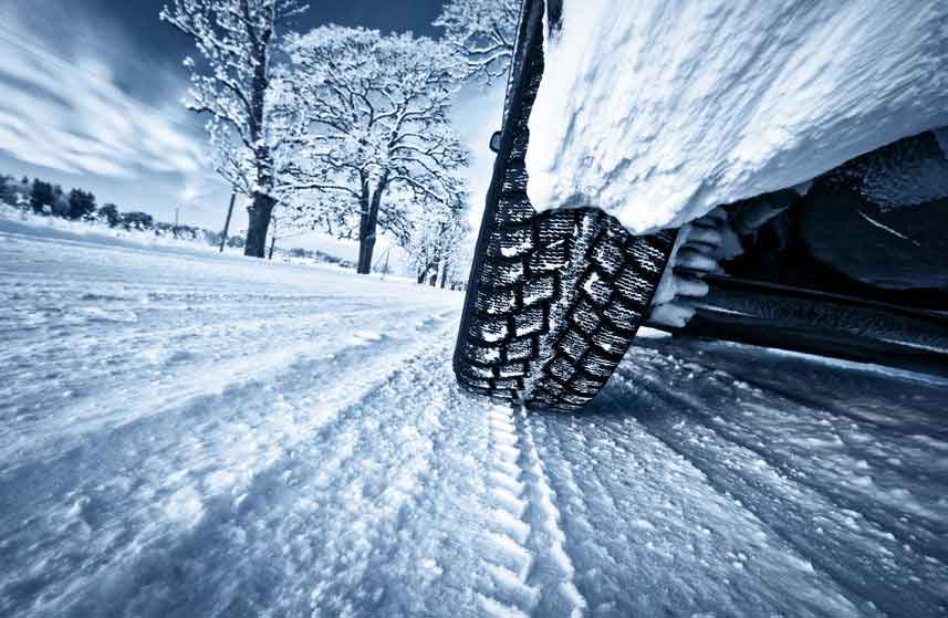 Buy Winter Tires in Burlington, Ontario
